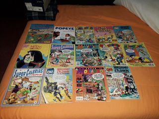 Colección cómics variados