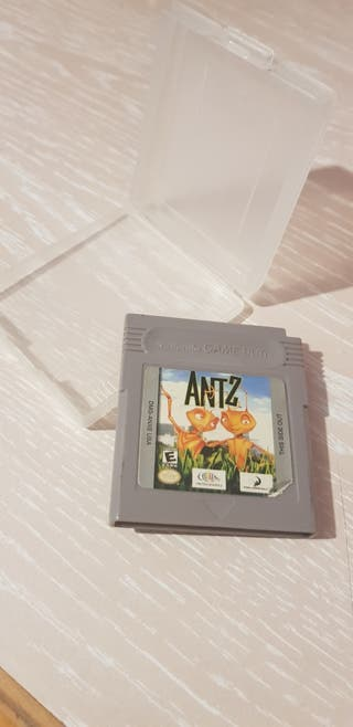 Antz. Game boy color