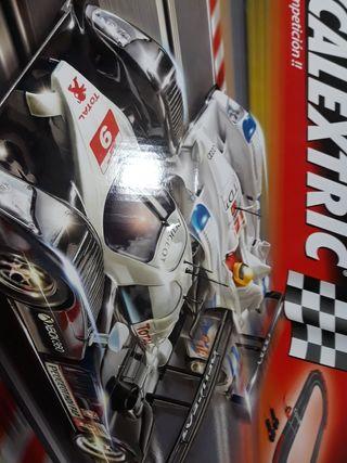 Scalextric original GT Racing