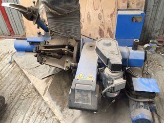 Desmontadora de ruedas para camión y tractor