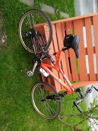 bicicleta de montaña coonor