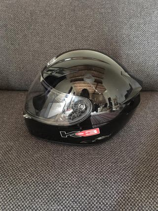 Casco Integral AGV Negro
