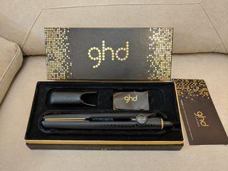 Plancha del pelo GHD V gold classic styler