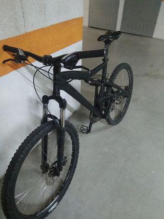 Bicicleta rocktider 6.3.