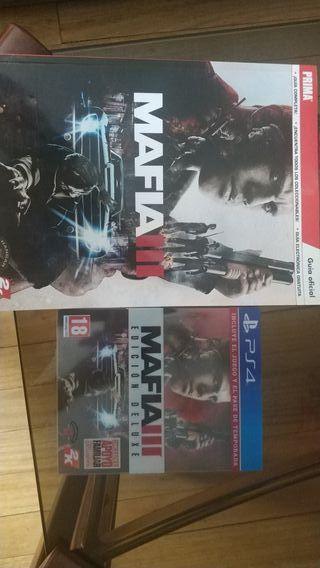 Mafia III+GUIA PS4