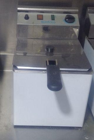 Freidora industrial profesional 6 litros
