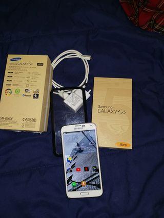Móvil Samsung Galaxy S5
