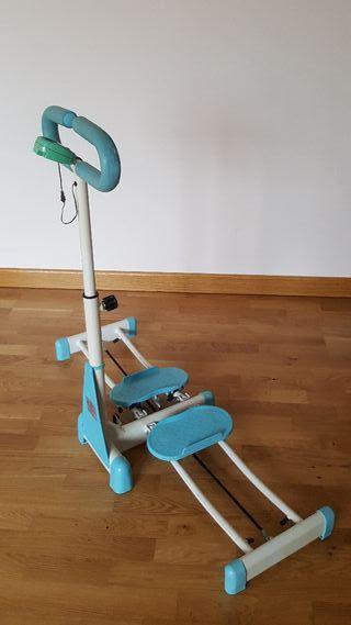 Maquina fortalecer piernas