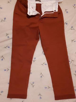 Pantalón de Zara para hombres cómo novo