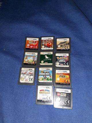 Juegos NDS (Nintendo DS)