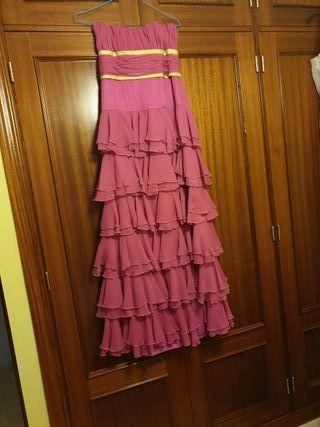 vestido de fiesta 36-38