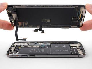 cambio pantalla y batería iphone