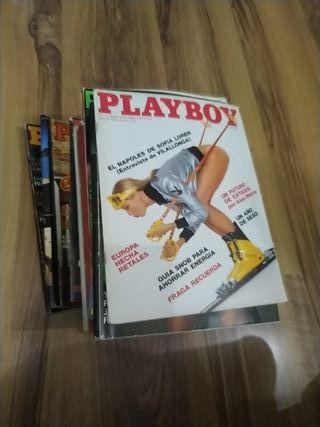 revistas años 80