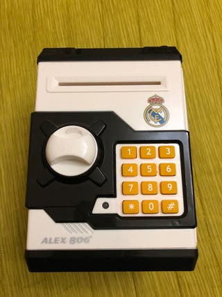 Caja fuerte Real Madrid