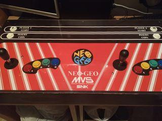 NeoGeo MVS arcade