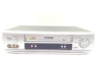Reproductor video vhs samsung sv - cc049