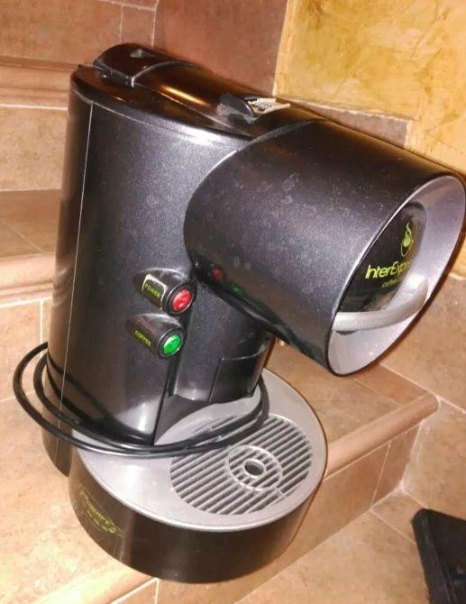 Cafetera cápsulas Inter Expresso