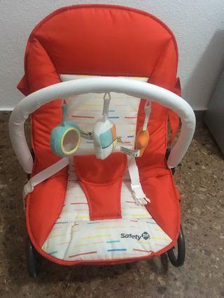 Hamaca reclinable bebé