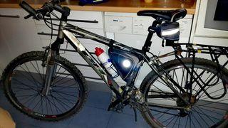 bicicleta bh de montaña hmr 870