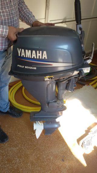 motor fuera borda 13,5 cv yamaha 4 tiempos