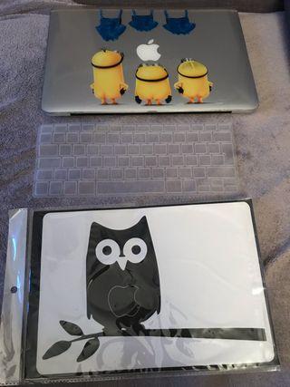 Carcasa macbook pro 13'