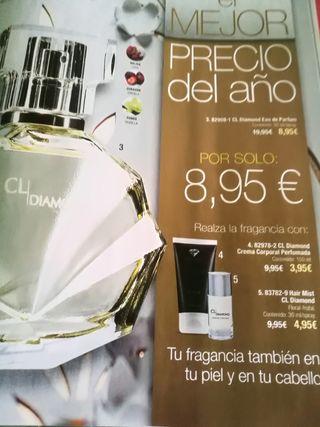 Perfumes fresco