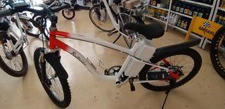 ESPECIAL LIQUIDACIÓN - Bicicleta eléctrica Boston