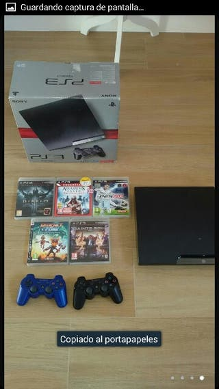 PLAY STATION 3 250GB