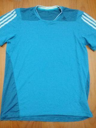 Camiseta chico adidas talla M