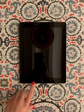 Ipad 2 wi-fi 16 GB color negro