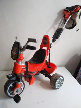 carrito bici triciclo para niñ@s