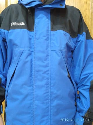 Chaqueta Gore tex,impermeable y transpirable