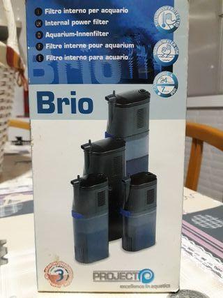 Filtro(depurador) para acuario