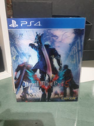 devil my cry 5 PS4 edición lenticular