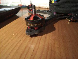 Vendo 8 Motores Brotherhobby 2306 2450kv para dron