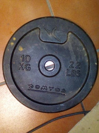 Pesa de 10 kg