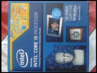 Microprocesador i5 4460 3,2ghz