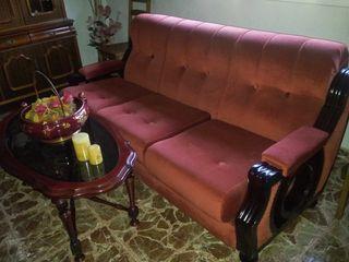 Vendo sofá tres plazas a estrenar