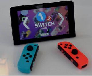 Nintendo switch + Juegos