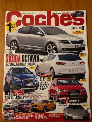 COCHES revista 2013