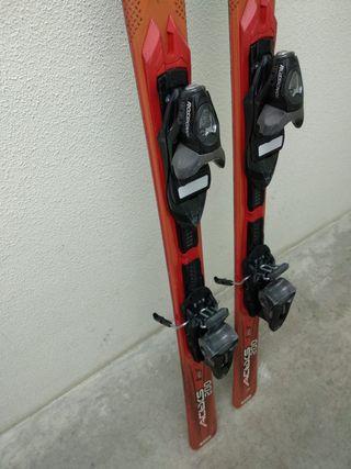 Esquís carving