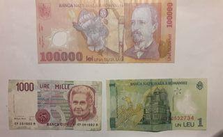 Lote billetes y monedas diferentes paises