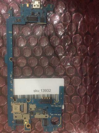 Placa Base telefono movil Lg k420