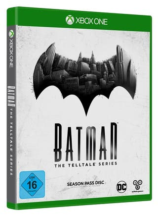 batman the talletale series xbox one precintado
