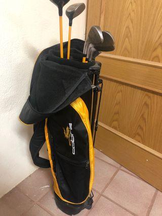 01fae3c83324e Palos de golf junior de segunda mano en WALLAPOP