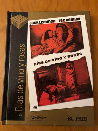 Días de vino y rosas , con jack lemmon