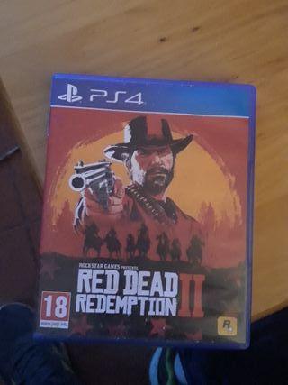 se vende red dead redemption 2
