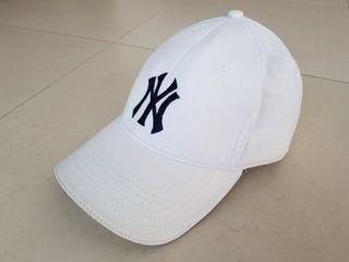 Gorra New Era blanca New York Yankees / Ajustable