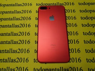 cambio Chasis iphone 7 plus red edition