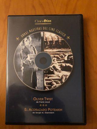 Oliver Twist y El acorazado Potemkin